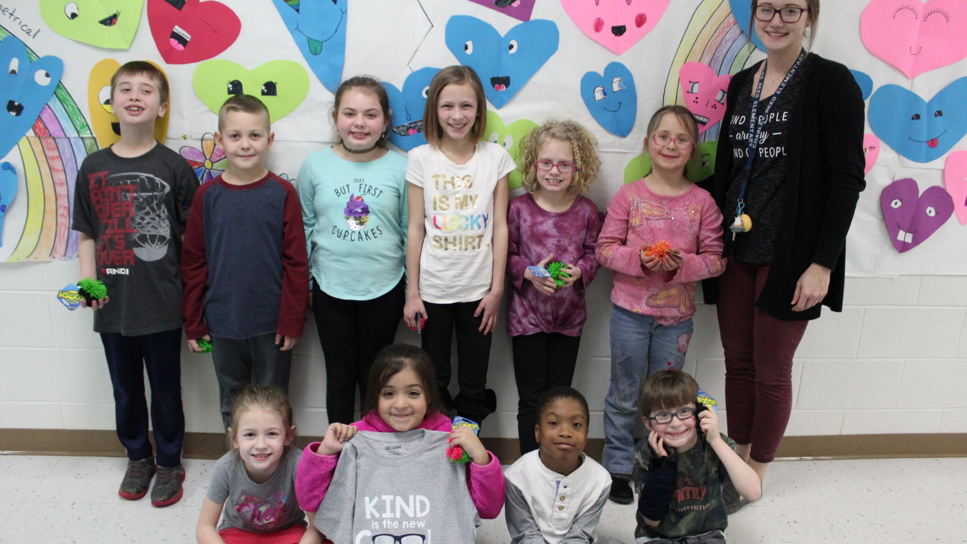 Acts of Kindness Winners